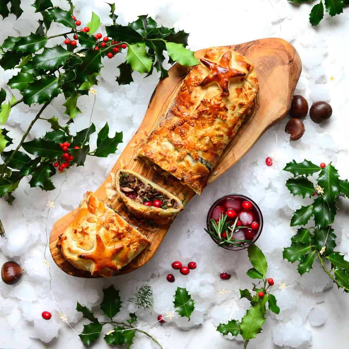Vegetarian Wellington