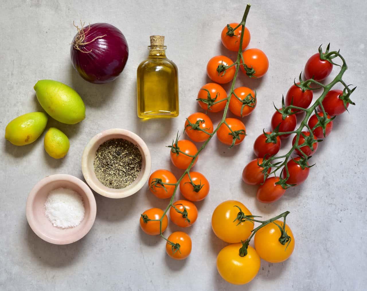 home-made salsa recipe