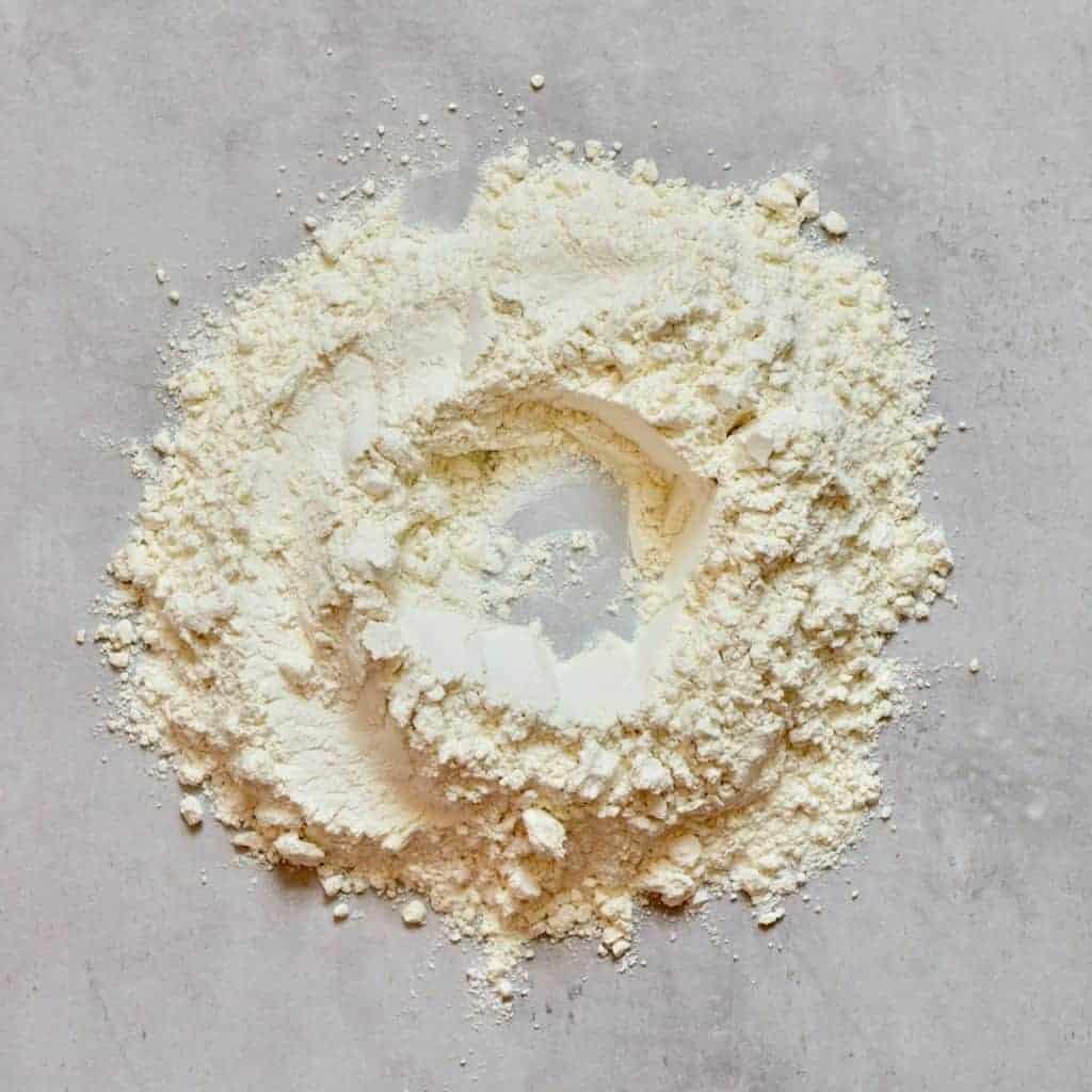 Flour for making pasta