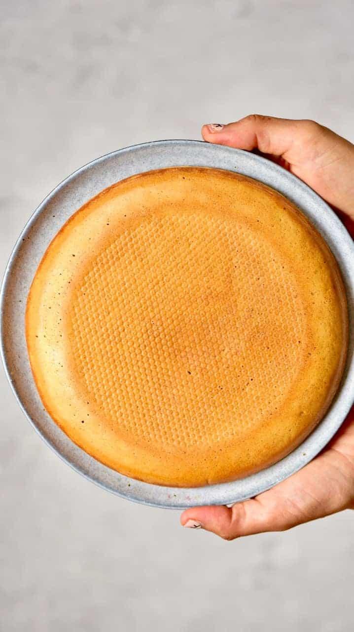 Fluffy Japanese Style Pancake Cake