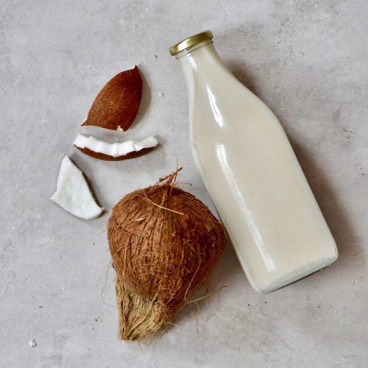 How-to: DIY Homemade Coconut Milk
