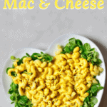creamy vegan mac & cheese, all natural vegan cheese sauce