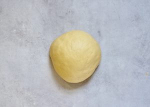 vegan brioche dough