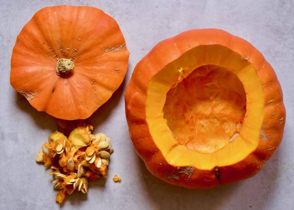 vegan easy pumpkin recipe