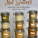 The ulitmate guide to homemade seed & nut butters with nut butter recipes, seed butter recipes and sections including what is nut butter, how to make nut butter, tips for perfect nut butter and the nut & seed butter recipes