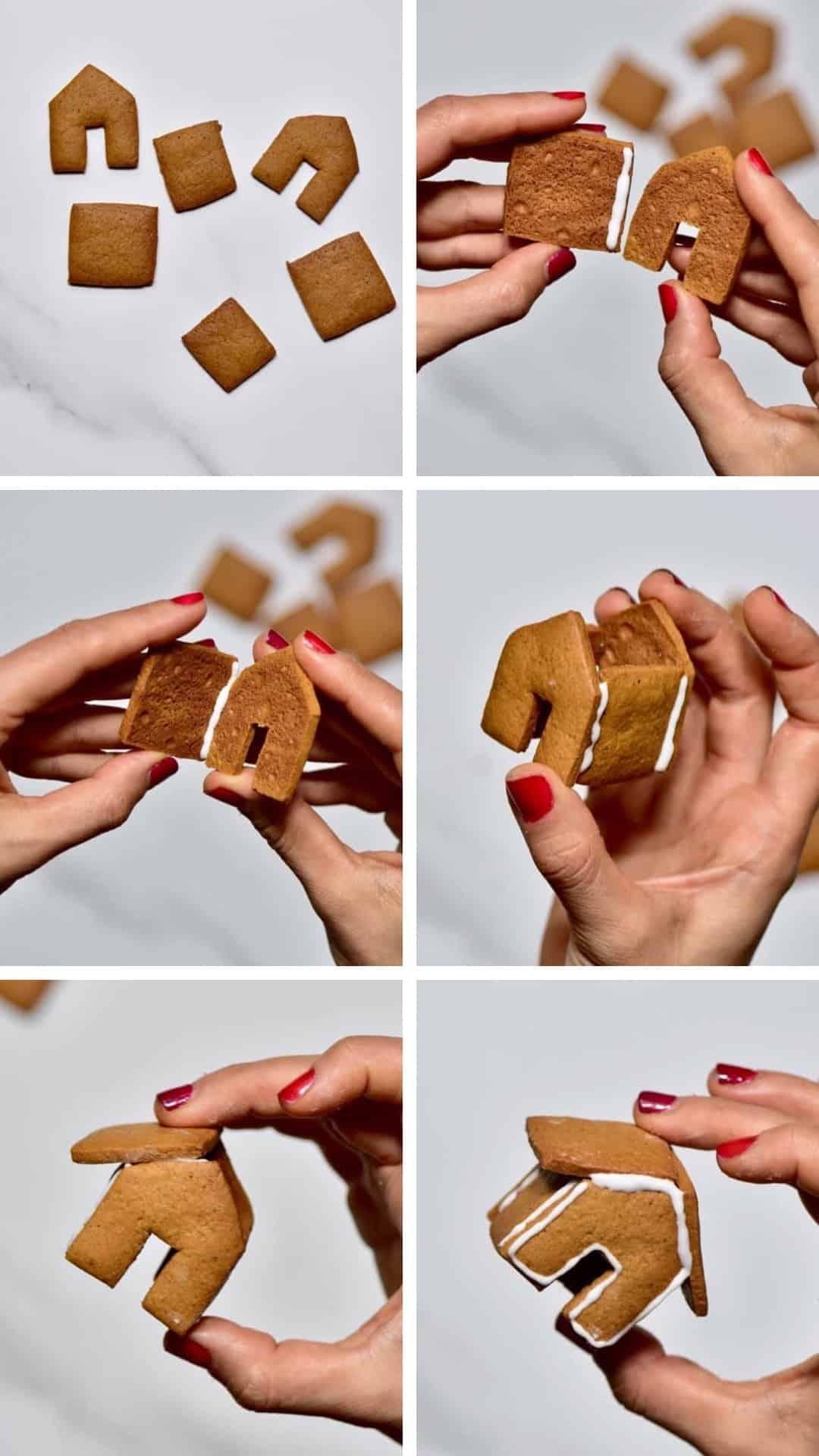 Gingerbread Mini House
