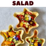 Vegan Eggplant salad