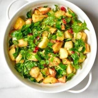 Ready Batata Harrah potato salad