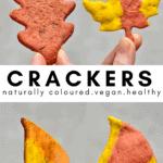 Different designs of aumtum leaf crackers