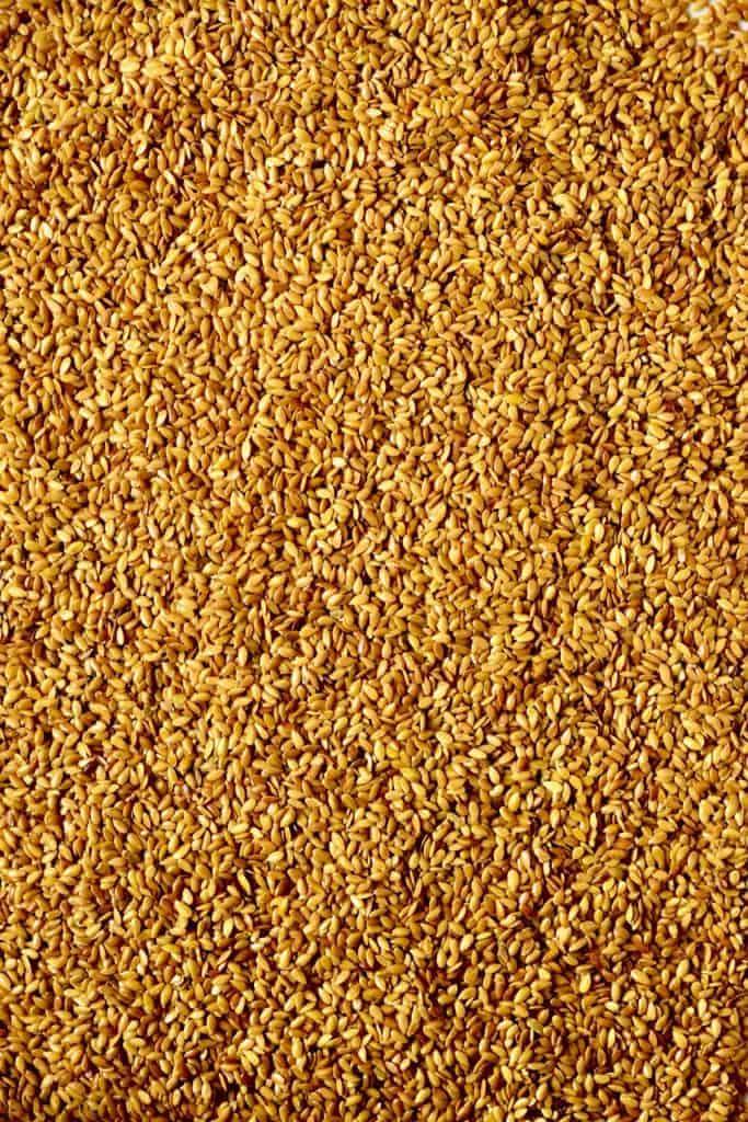Flaxseed linseed seeds