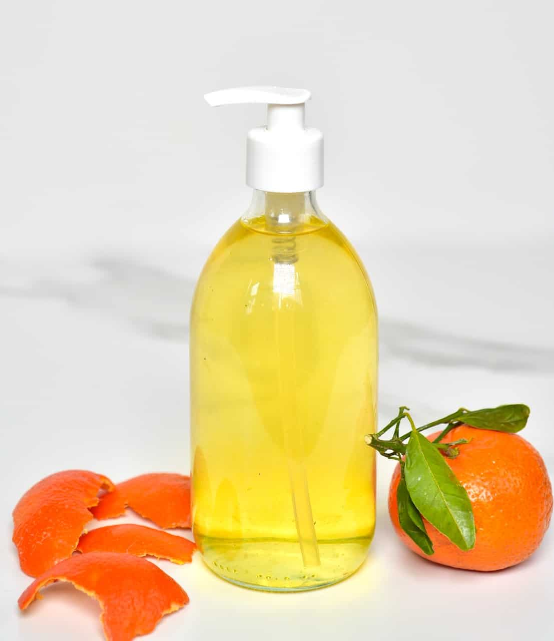 Zero Waste Homemade Citrus Cleaner - citrus cleaner ready to use