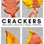 four different designs of Autumn Leaf Crackers