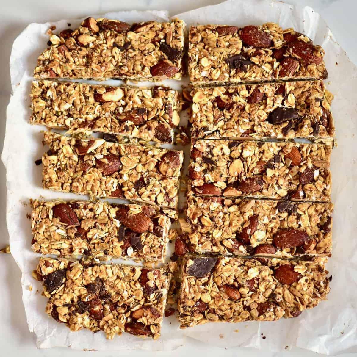 granola bar pierde în greutate