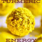 Turmeric Energy Ball