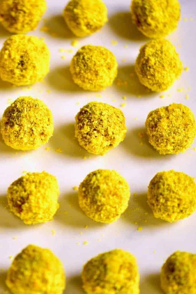 Turmeric Energy Balls