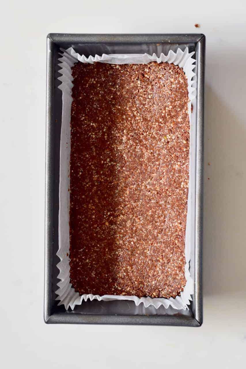 Pressed crust