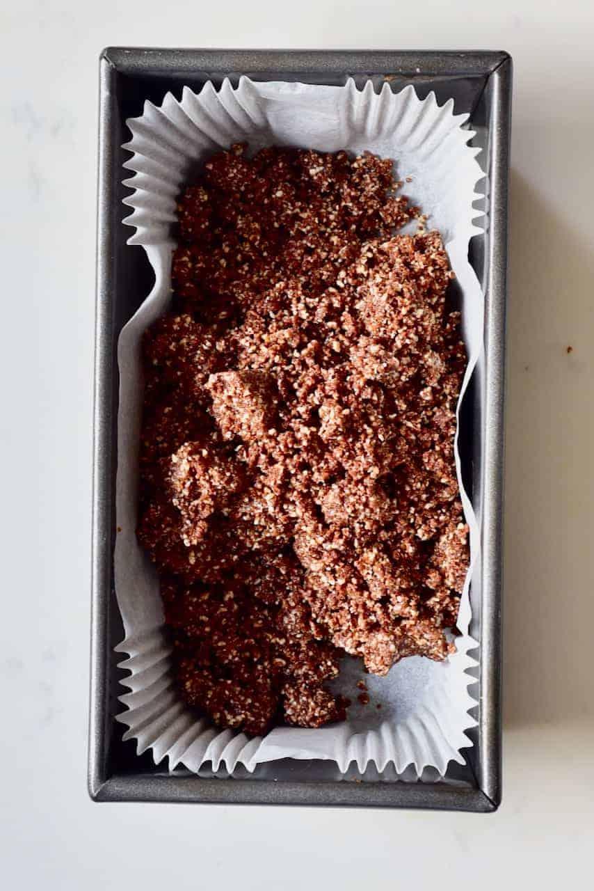 Crust in a tin