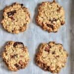 Square cookie photo