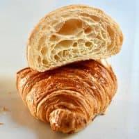 Square photo Croissant
