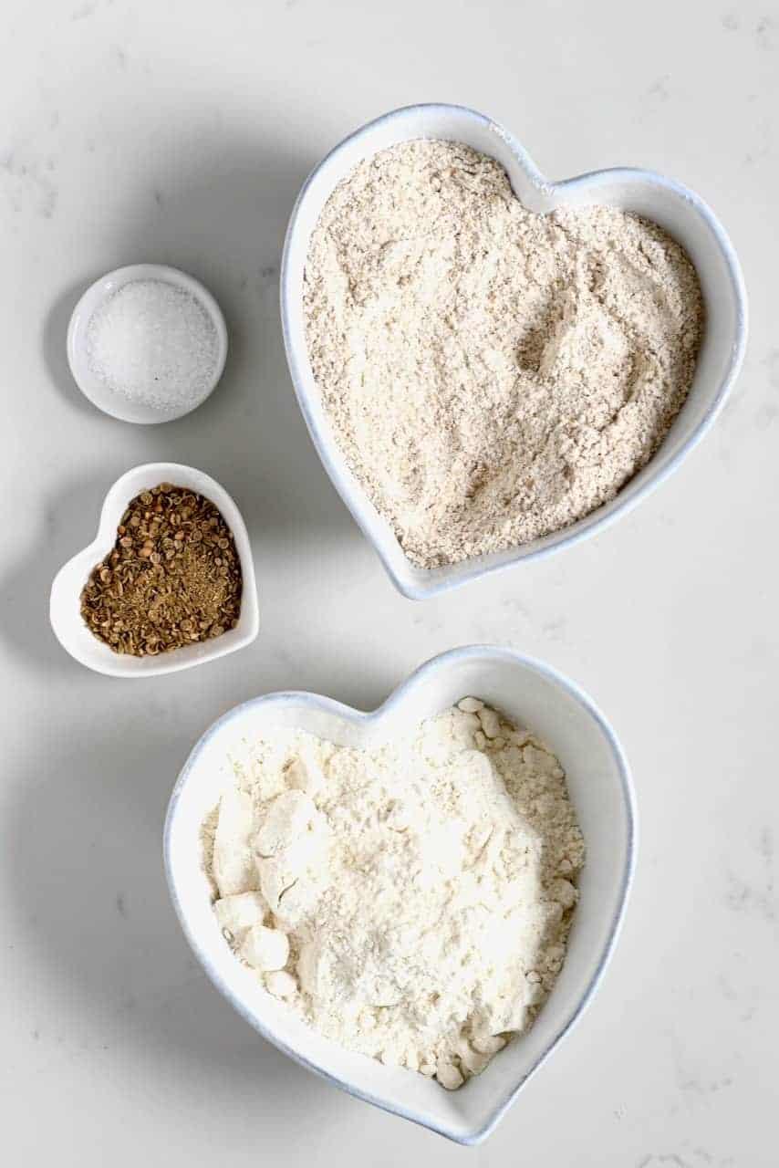 Multi grain bread ingredients