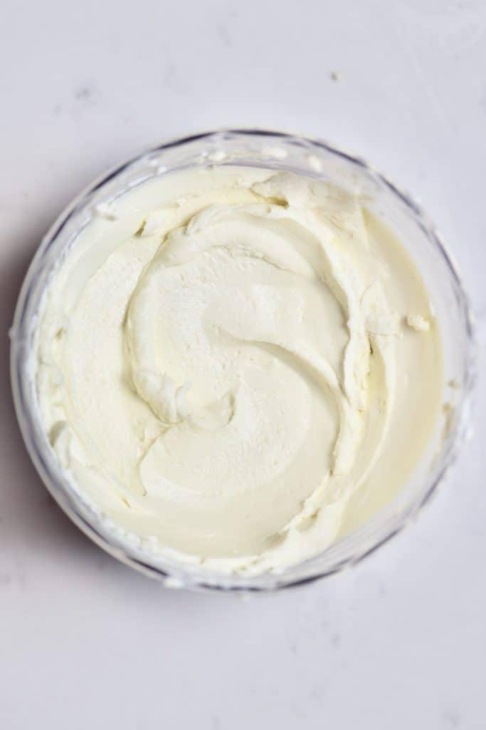 Super Easy soft cream cheese