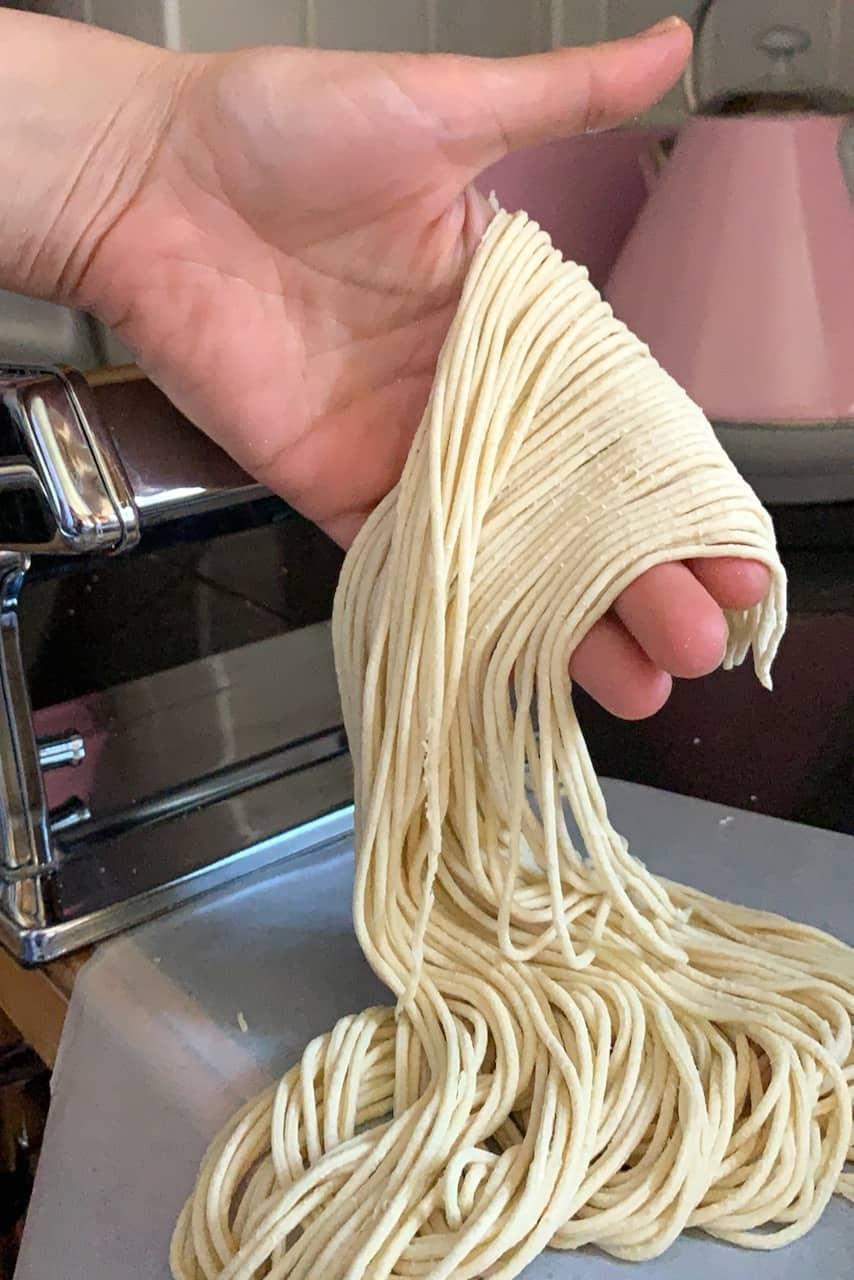 Vegan Pasta Spaghetti