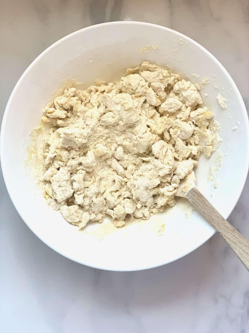 Making vegan pasta