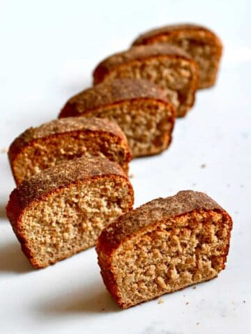 Wholewheat Bread slices