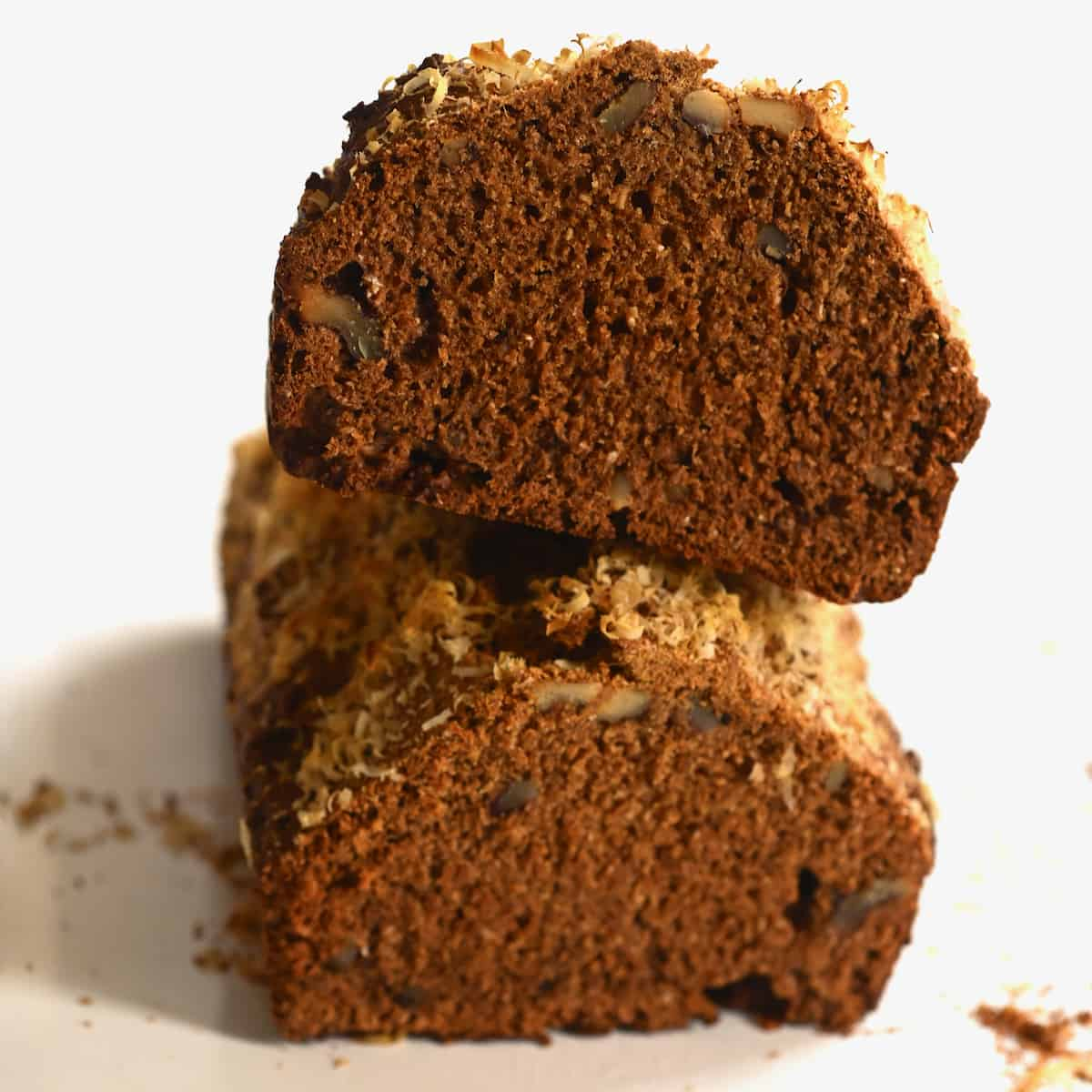 Healthy Banana Bread Naturally Sweetened Alphafoodie