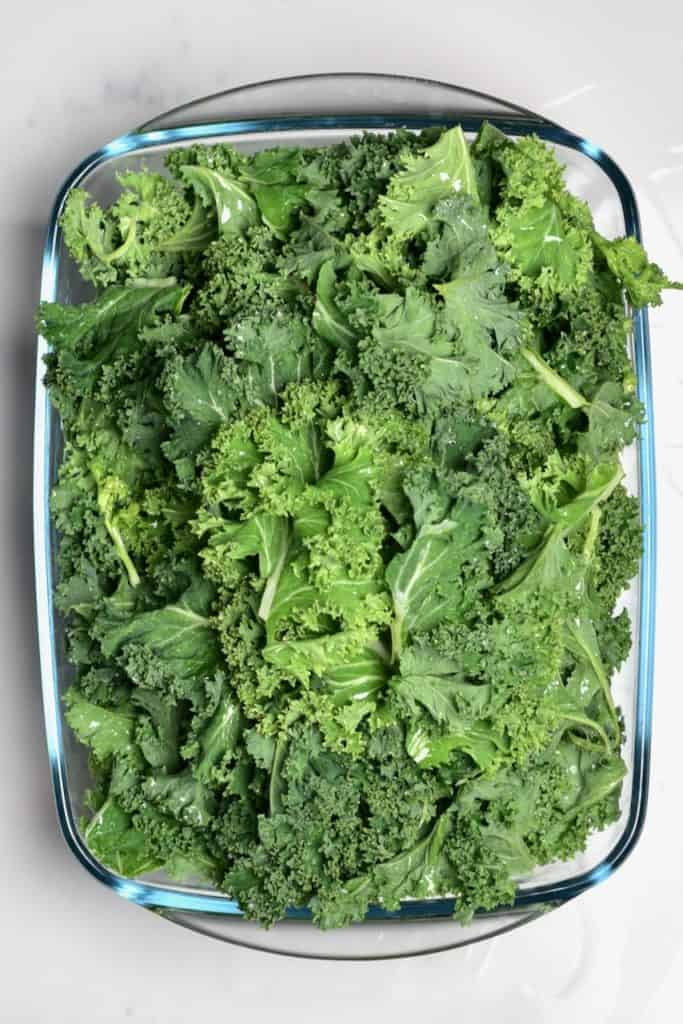 raw kale - perfect for healthy green smoothies