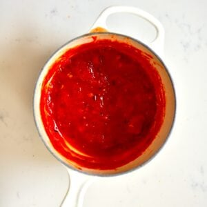 Easy and Delicious Marinara Sauce square photo