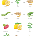 Flavored Water Idea Combinations