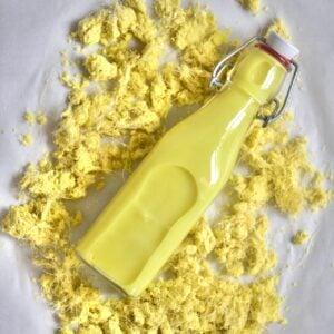 Ginger Juice square photo