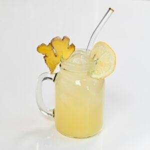 Ginger Lemonade_ Square Photo