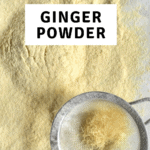 How to Make Ginger Powder (Two Methods) 4