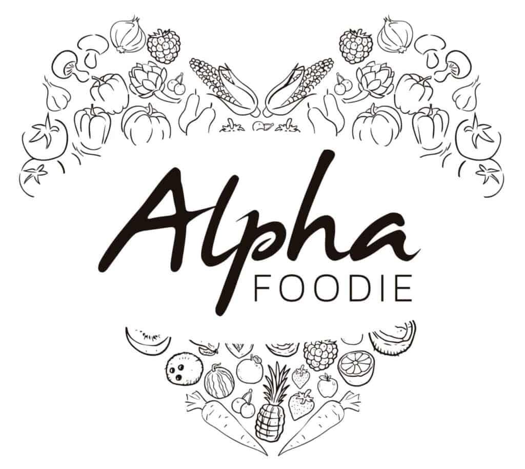 Alphafoodie Logo