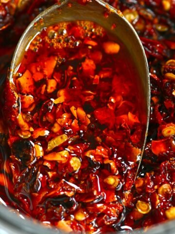 Chilli Oil Square photo