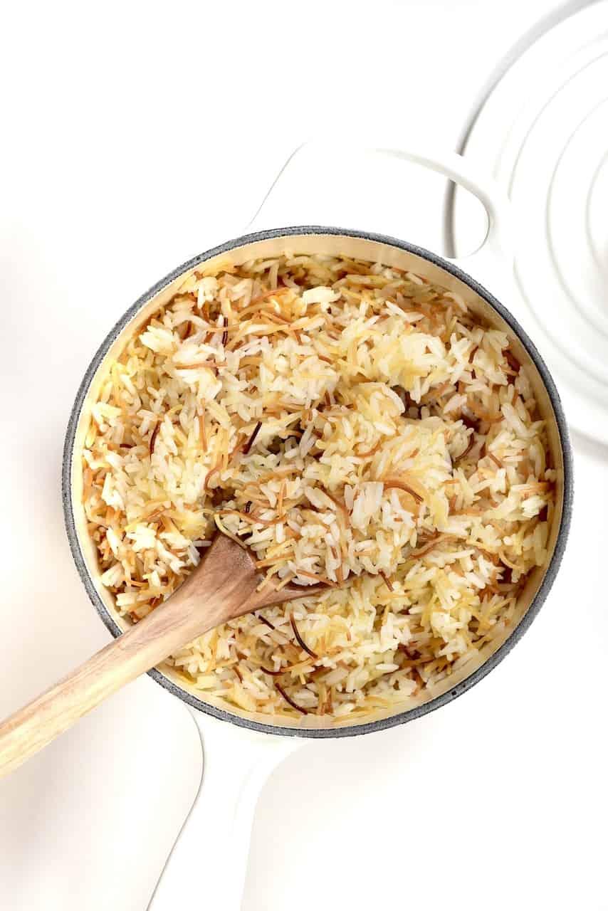Lebanese Vermicilli Rice