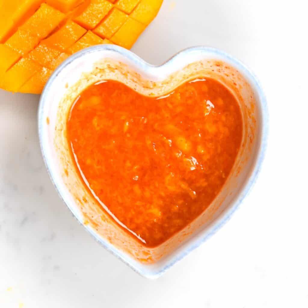 Mango Sweet Chili Dipping Sauce_Square Photo