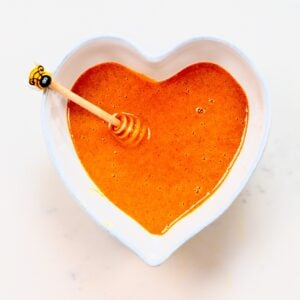 Turmeric Honey and bee stick
