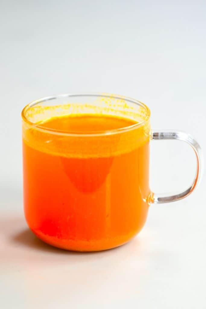 Turmeric Tea cup