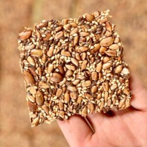 the best seed crackers recipe