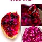 Steps to making Homemade Rose Jam