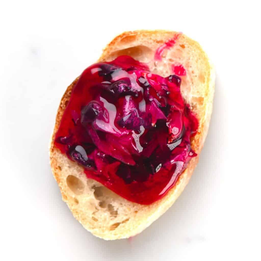 rose petal jam