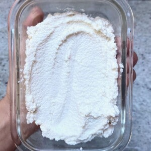Almond Vegan Ricotta