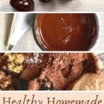 Steps for making homemade chocolates