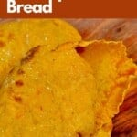 Sweet potato gluten-free pita bread
