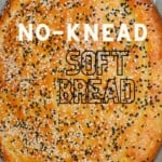 No-kneah Turkish pide bread