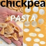 Chickpea pasta shapes