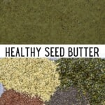 Omega seed butter and seeds